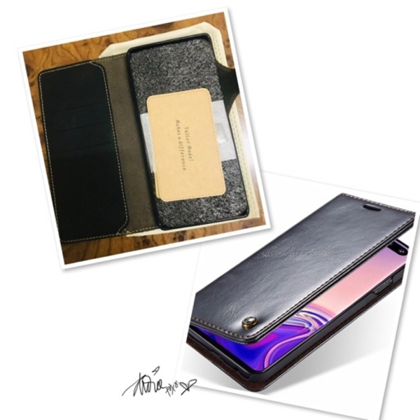 Used Leather Case for Samsung Note9 ♏️ in Dubai, UAE