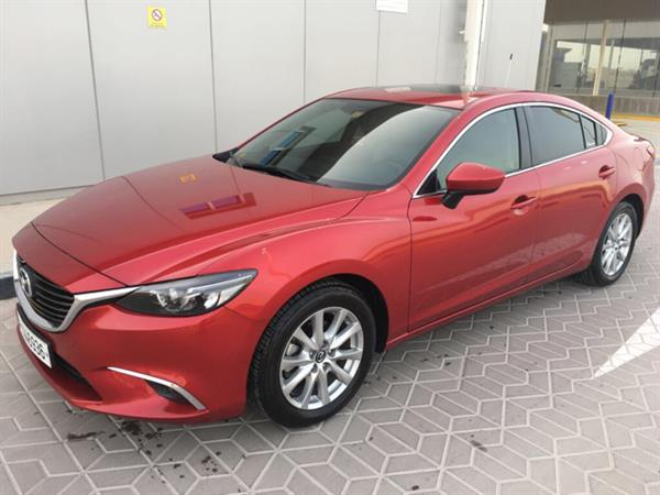 Used Mazda 6 Make 2016 Full Option Under Warranty Excellent Condition  in Dubai, UAE