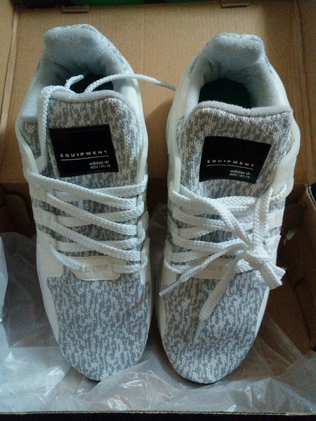 Used First Copy Adidas Eqpt. Shoes Size 41 in Dubai, UAE