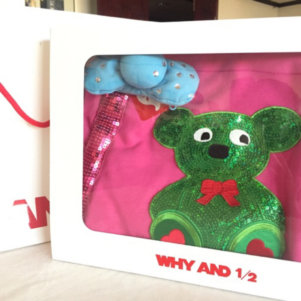 Used Perfect bag, gift for the little girl  in Dubai, UAE