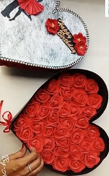 Used Love card box in Dubai, UAE