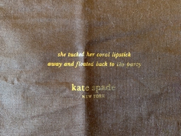 Used Kate Spade Brown Sleeve Cover in Dubai, UAE