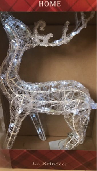 Used Laura Ashley Reindeer Lights x2 in Dubai, UAE