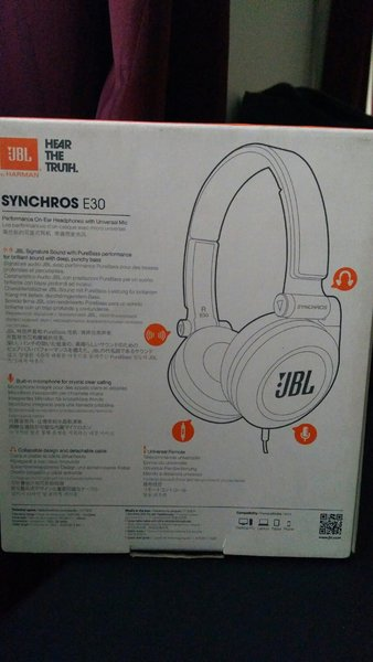 Used JBL syncros e30 in Dubai, UAE