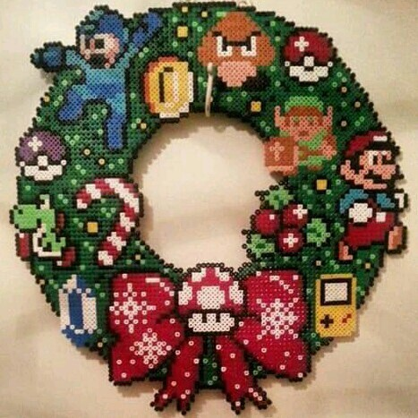 Nintendo Christmas.Best Christmas Gift Nintendo Christmas Decorations P47917 Melltoo Com