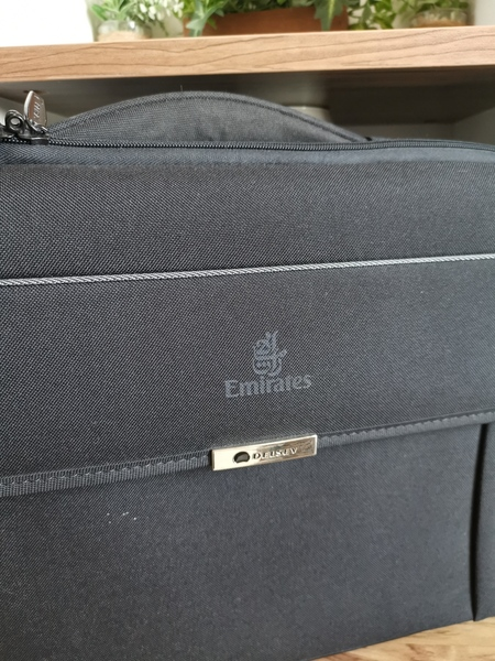 Used Delsey laptop business travel bag in Dubai, UAE