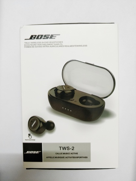 Used Charging Case Earphones BOSE in Dubai, UAE