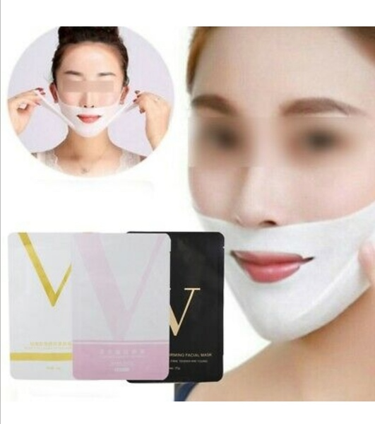 Used V Shaped Face Mask Moisturizing Skin 10 in Dubai, UAE