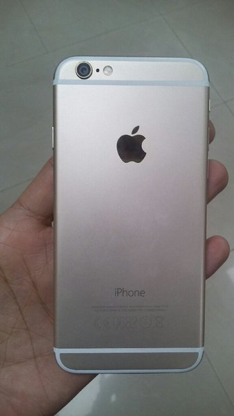 Iphone 6 gold 32 gig