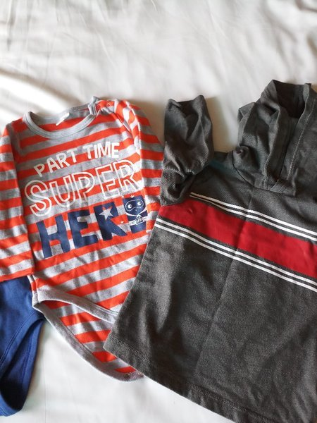 Used Boy cloths 1-2yr in Dubai, UAE