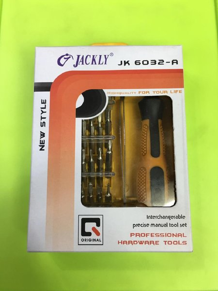 Used Jackly 6032 Professional hardware tools in Dubai, UAE