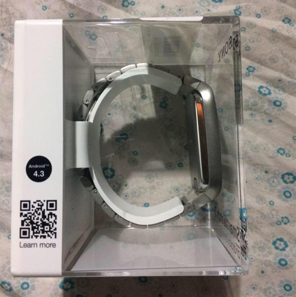 Used Original Sony Smart Watch New. Never Opened. Got A Gift.  in Dubai, UAE