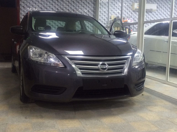 Nissan Sentra In Good Condition.GCC Specifications
