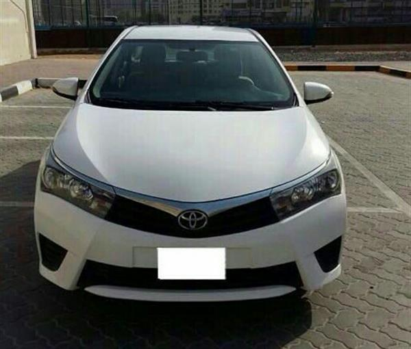 Used New Toyota Corolla Monthlly Installment No Need To Pay Any Doqnpayment in Dubai, UAE