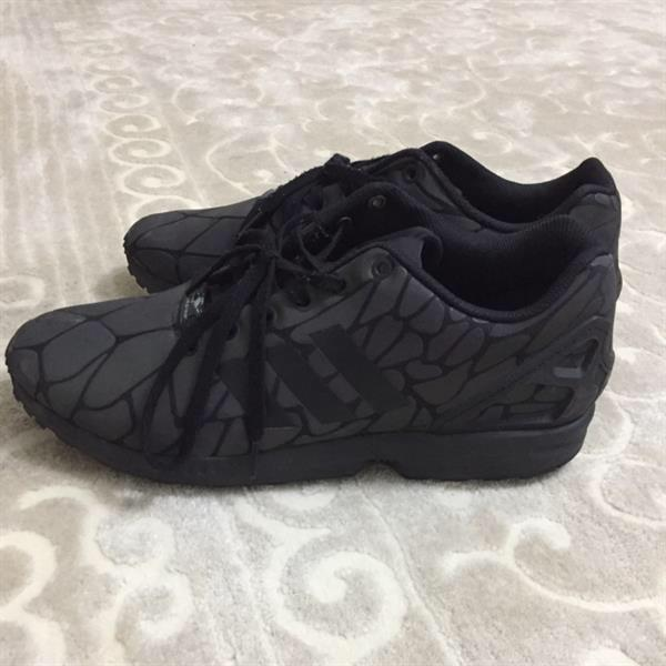 brand new 15d6c f5c6a adidas zx flux xeno black multicolor