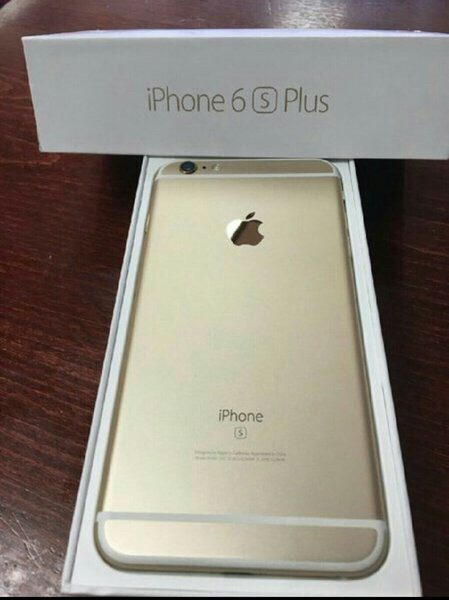 Used IPhone 6s plus 900 AED only 100% battery in Dubai, UAE