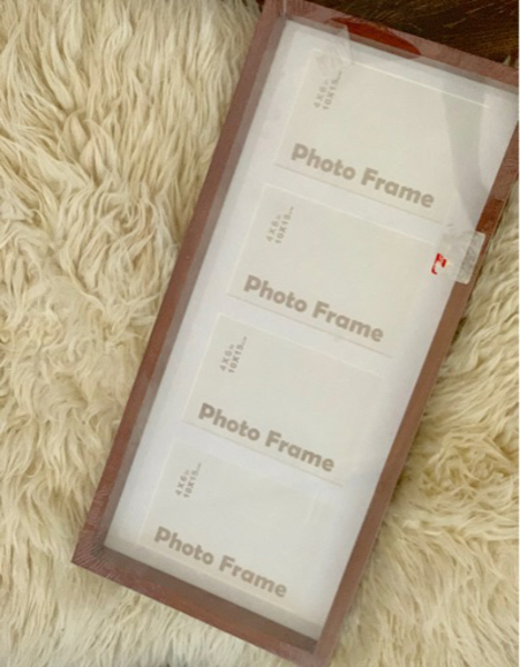 Used Photo frame that includes 4 sections in Dubai, UAE
