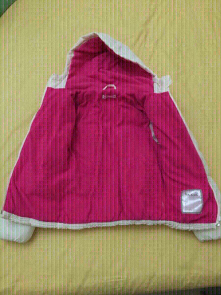 Used Girls Jacket 7-8 Years @14 in Dubai, UAE