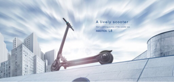 Used Large electric scooter in Dubai, UAE