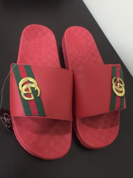 Used New gucci slippers size 44 in Dubai, UAE