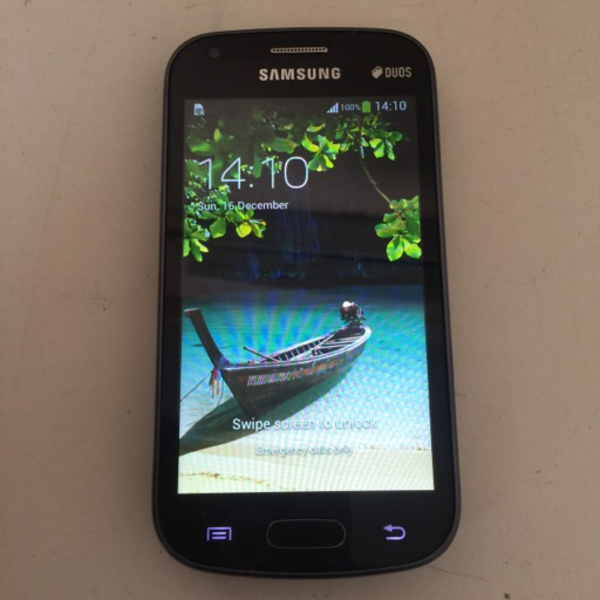 Used Samsung galaxy s duos 2 # reposted in Dubai, UAE