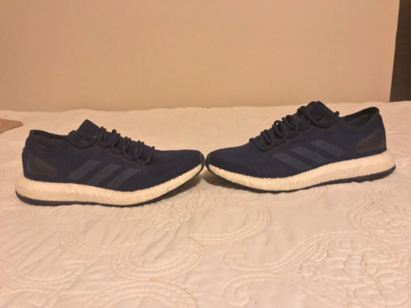 Used Adidas pure boots trainers in Dubai, UAE