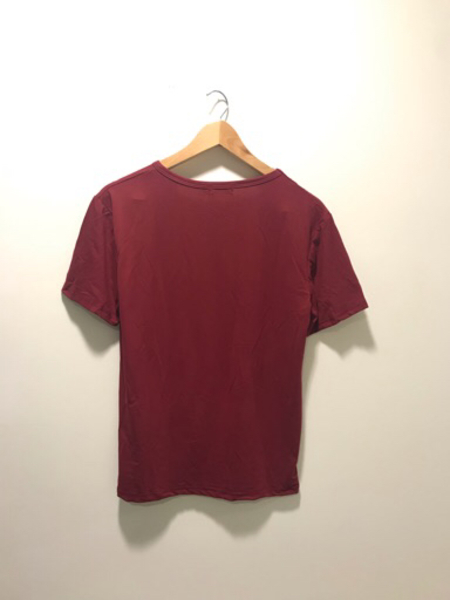 Used New T-shirt Size M Red in Dubai, UAE