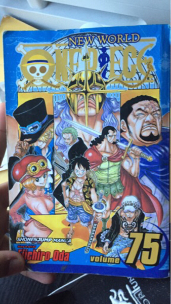 Used One piece Anime Manga in Dubai, UAE