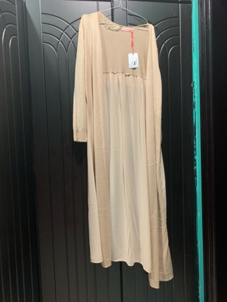 Used Long riva cardigan size XL new in Dubai, UAE