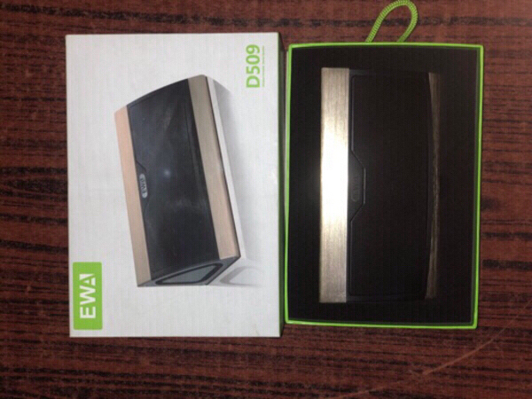 Used EWA d509 bluetooth speaker in Dubai, UAE