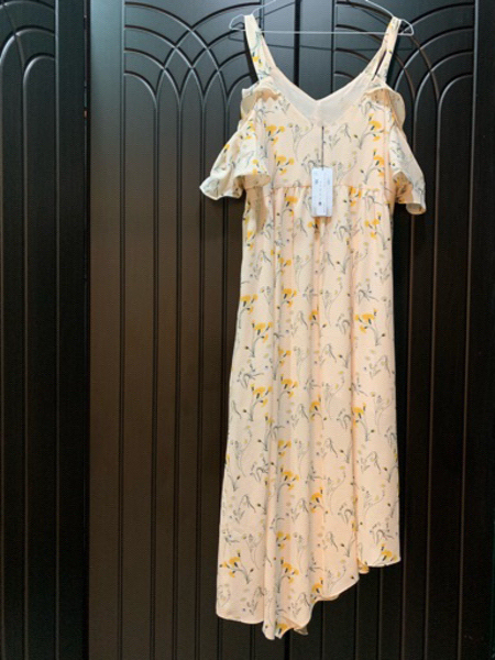 Used New dress from iconic size 16 in Dubai, UAE