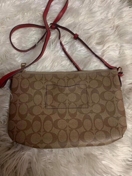 Used Coach Sling Bag Preloved Authentic in Dubai, UAE