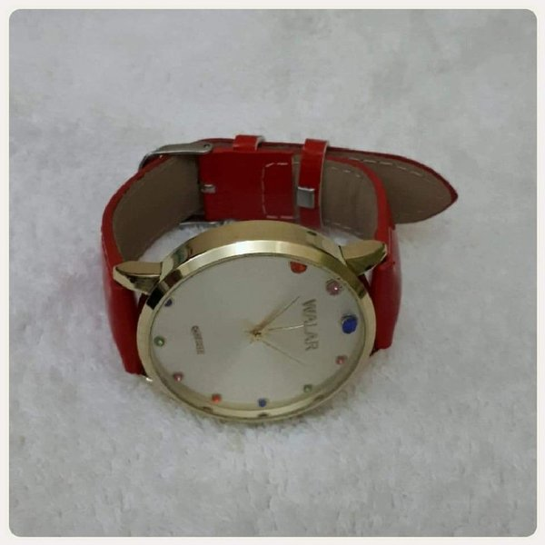 Used Watch walar red color brand new in Dubai, UAE