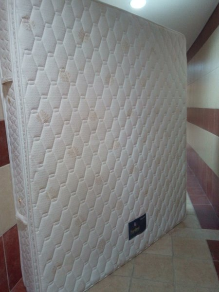 Used Double mattress (Brand new) in Dubai, UAE