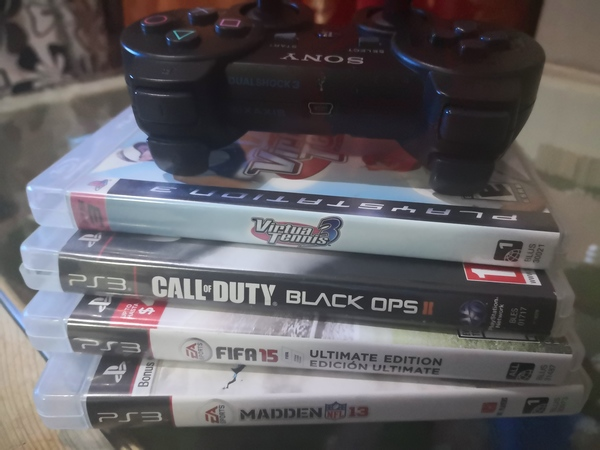 Used Ps3 games and ps3 game controllers in Dubai, UAE