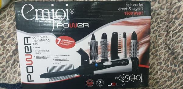 Used Hair styling set in Dubai, UAE