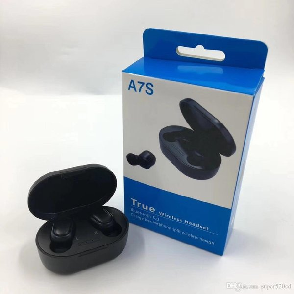 Used A7S Bluetooth Wireless Earbuds in Dubai, UAE