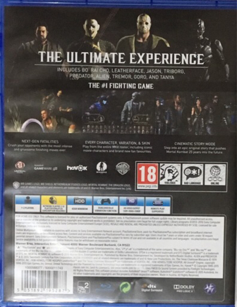 Used Mortal kombat xl in Dubai, UAE