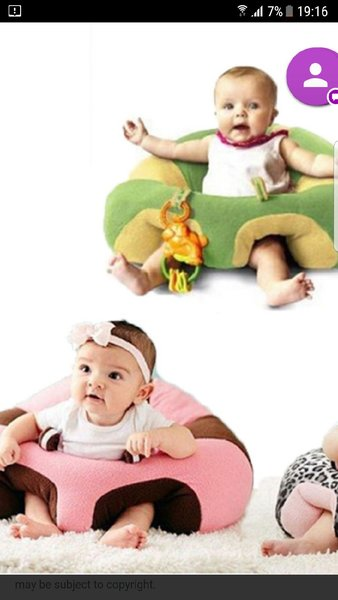 Used Baby sitting pillow in Dubai, UAE