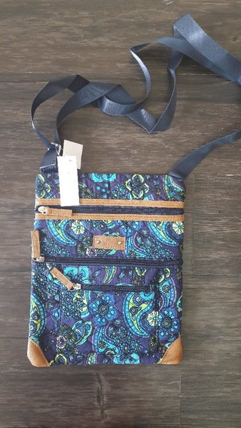 Used Brand new fabric quilted bag in Dubai, UAE