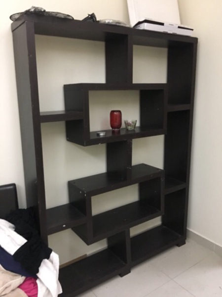 Used Book Shelf and Jewelry Mirror  in Dubai, UAE