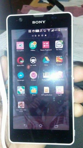 Used sony xperia zr water proof dust proof in Dubai, UAE