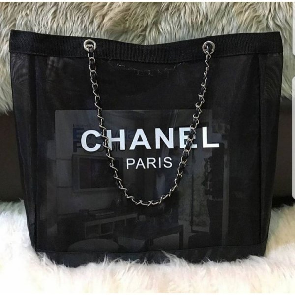 Used Authentic Chanel vip tote bag in Dubai, UAE