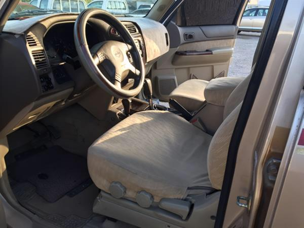 Used Nissan Patrol 4500 6 Cylinder 1999 Model in Dubai, UAE