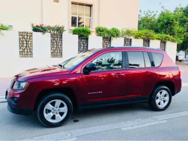 Used Jeep compass 2014 in Dubai, UAE