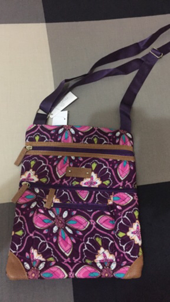 Used Quilted cotton sling bags in Dubai, UAE