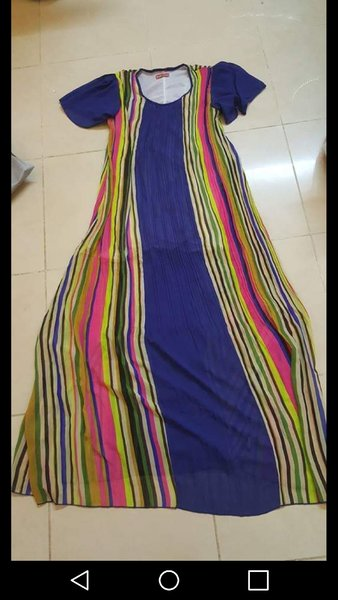 Used Brand new maxi with brand new shoes in Dubai, UAE