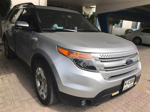 Used Ford Explorer Limited 2013  in Dubai, UAE