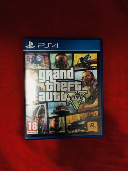 Used Gta 5 used  in Dubai, UAE