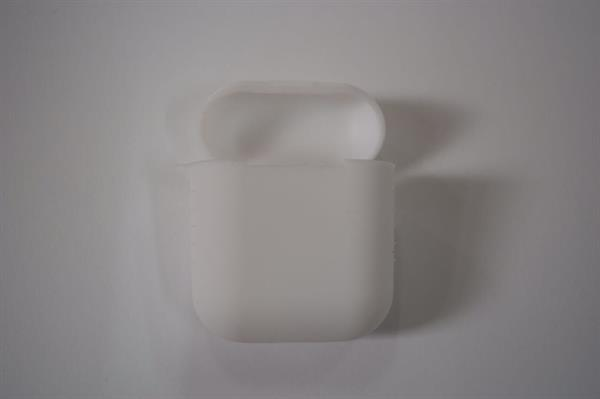 White Cover For AirPods